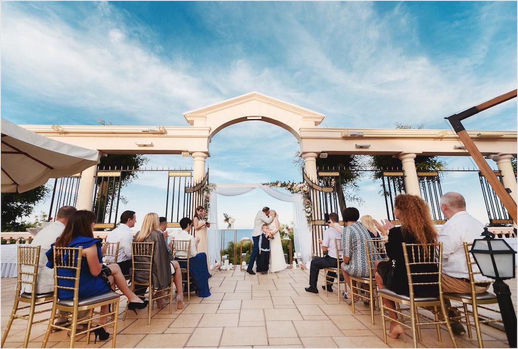 Оформление свадеб в Одессе