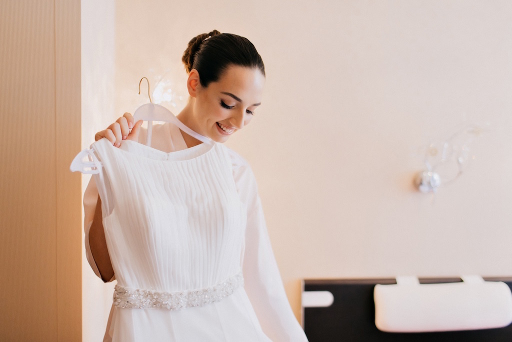 Организация сборов невесты в Одессе