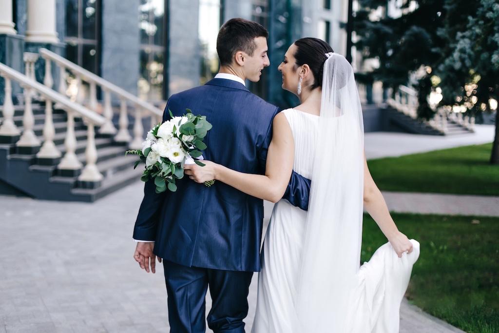 Свадебная прогулка по Одессе