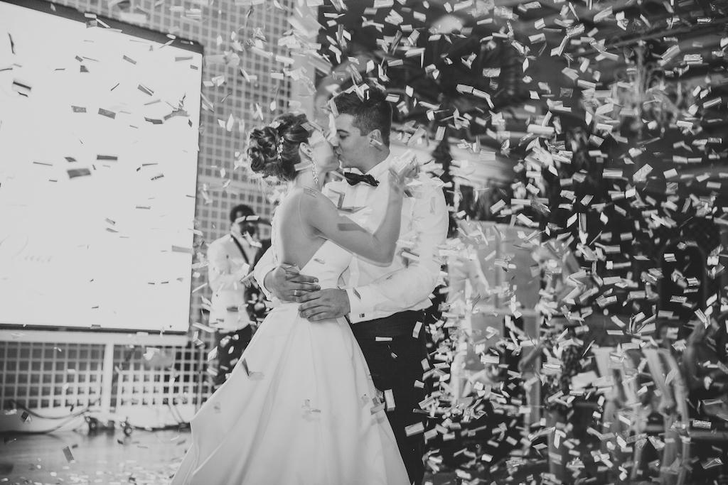 Организация свадьбы в ресторане Сады Победы