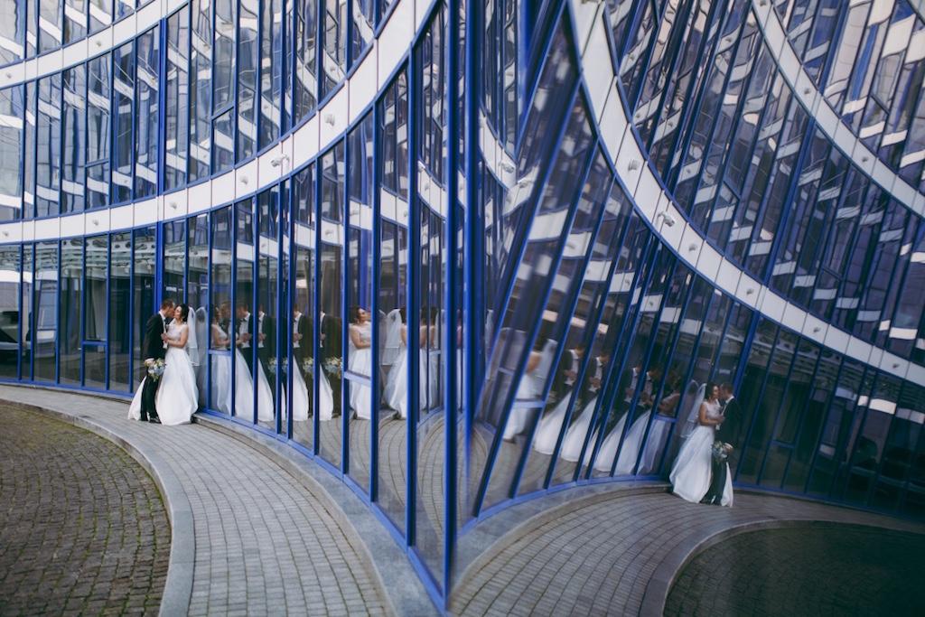 Свадебная фотосессия возле моря в Одессе