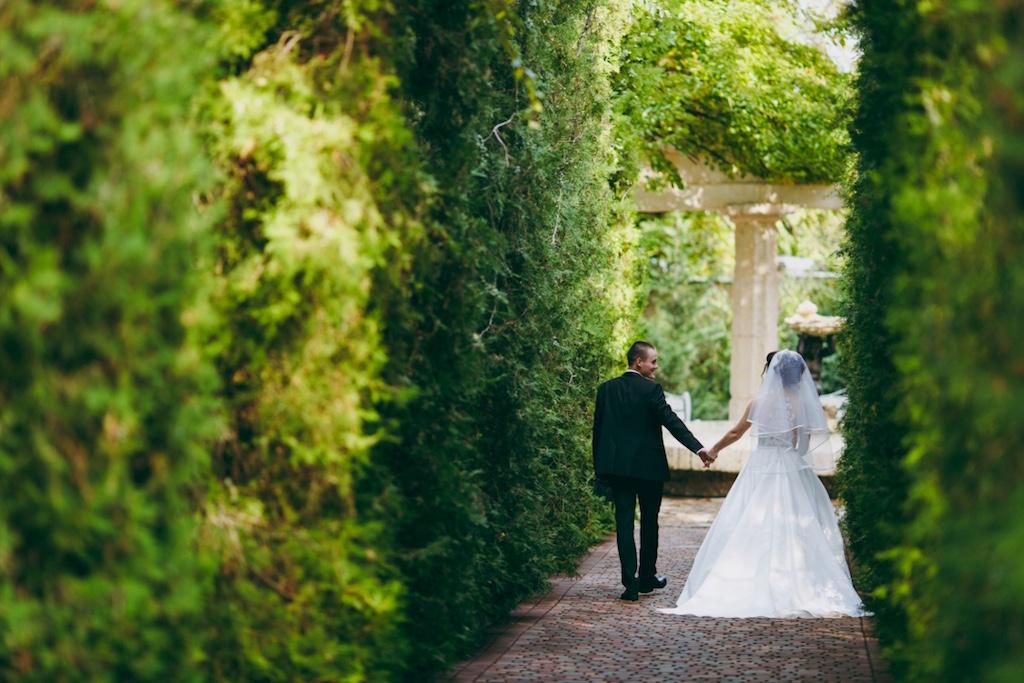 Составление схемы свадебного дня