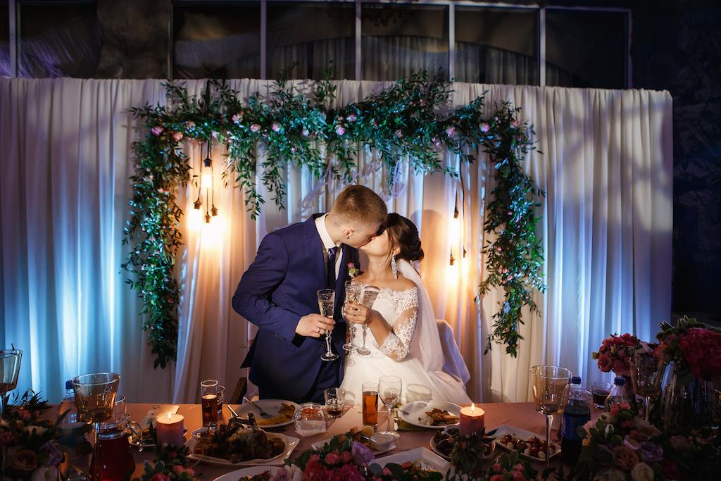 Свадьба в ресторане Приват Эллинг в Одессе