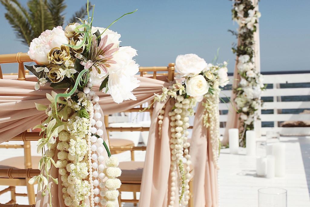 Декор стульев от Скоро Свадьба