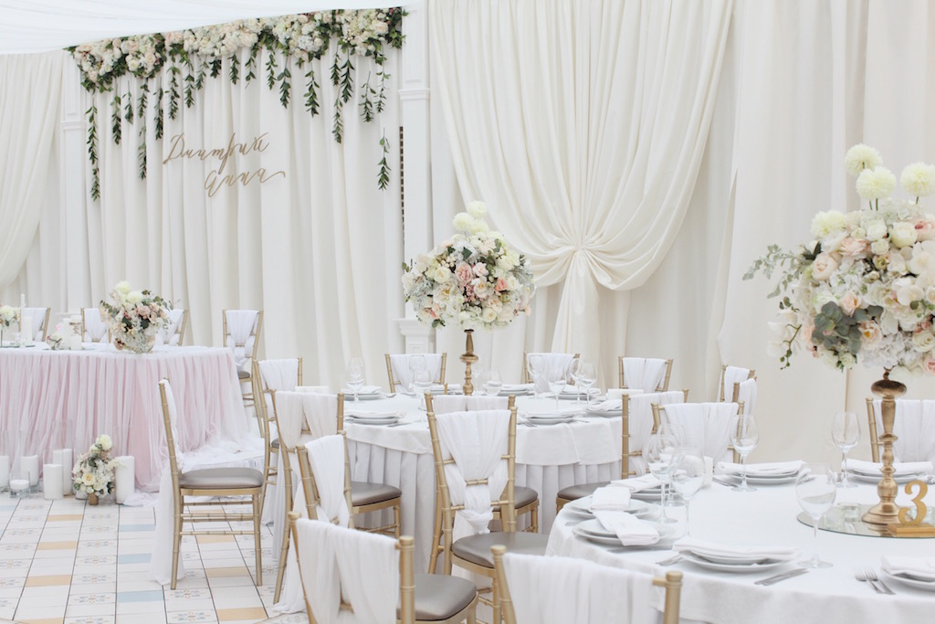 Оформление свадеб в Одессе от свадебного агенства Скоро Свадьба