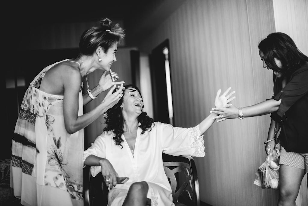 Утро невесты в Одессе от свадебного агенства Скоро Свадьба