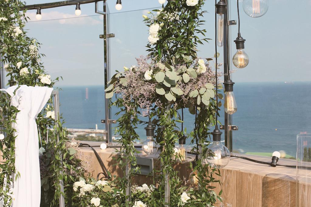 Банкет в ресторане Панорама Де Люкс