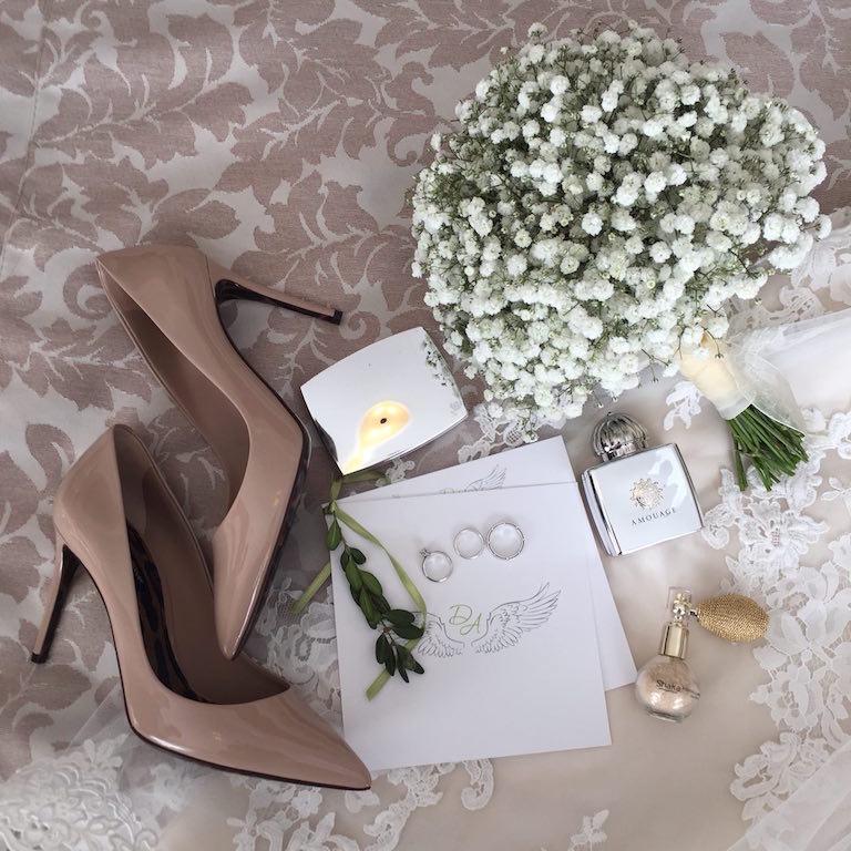 Утро невесты в гостинице Palace Del Mar в Одессе