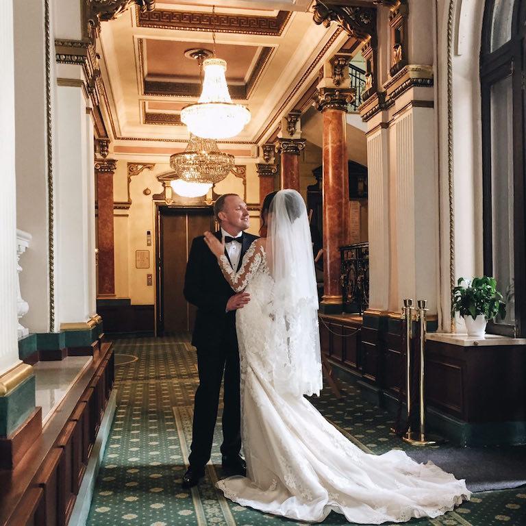 Организация свадебной фотосессии в Одессе