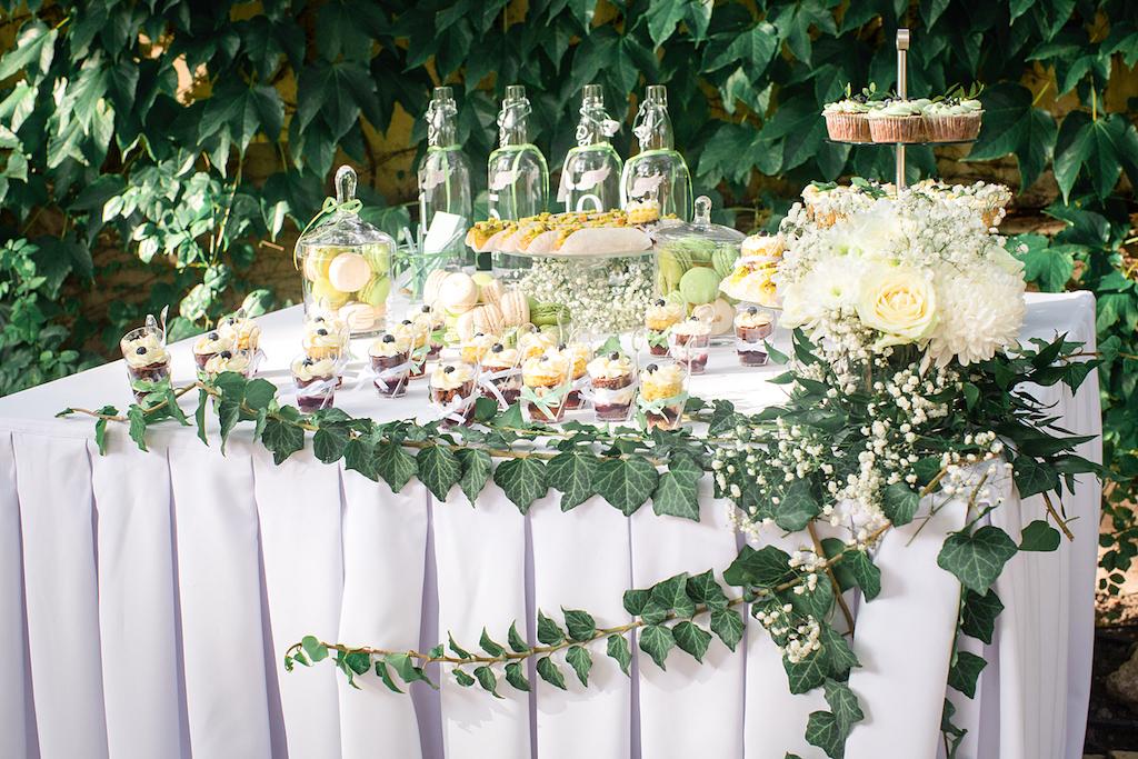 Кэнди бар на свадьбу в Одессе