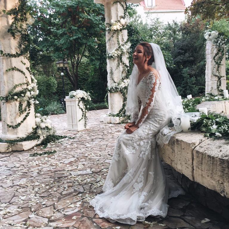 Свадьба в ресторане Палас Дель Мир в Одессе