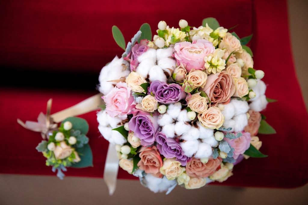 Букет невесты в Одессе