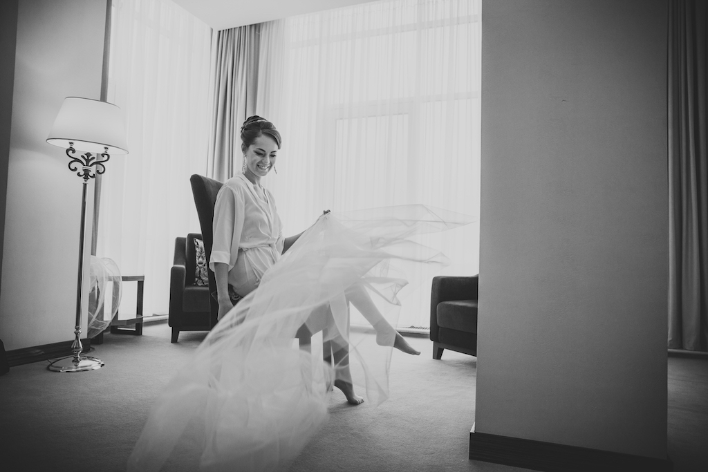 Организация утра невесты в городе Одесса