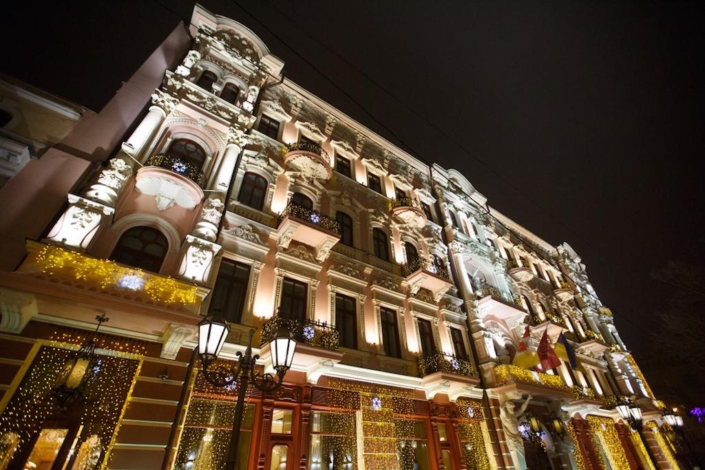 Новогодний корпоратив в Одессе