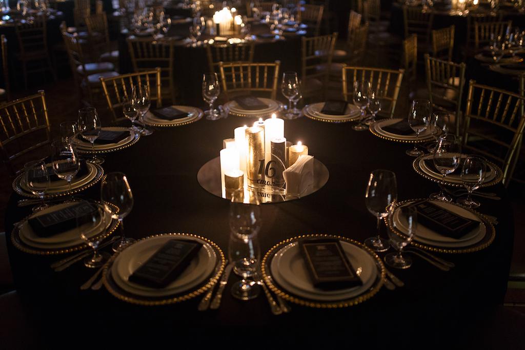 Оформление гостевых столов Одессе