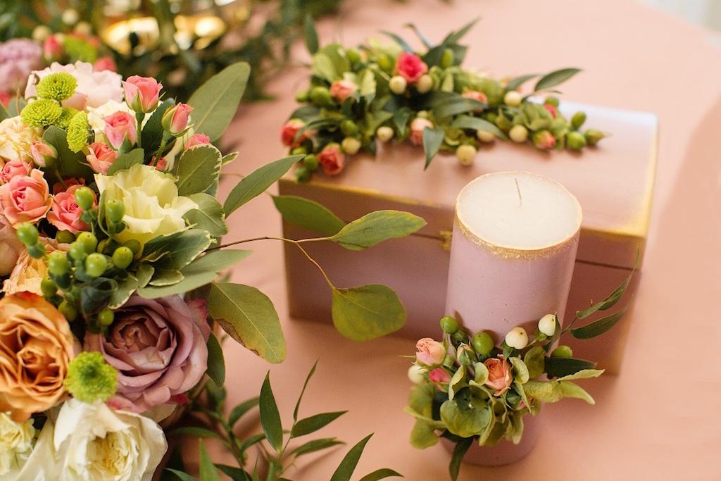 Hand-made на свадьбе в Одессе