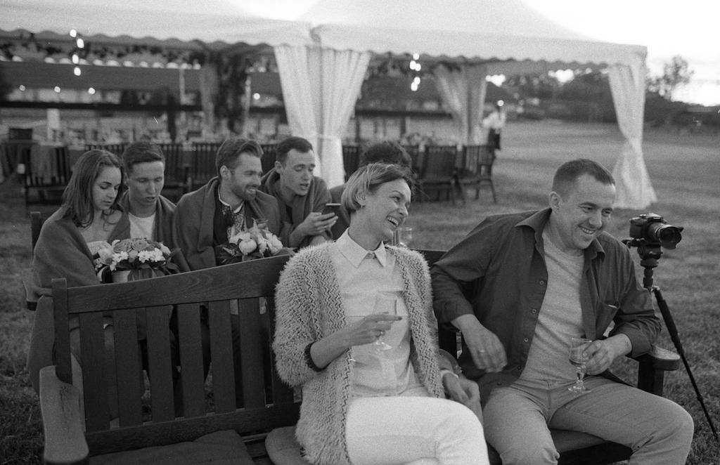 Свадьба в конном клубе Богнатово