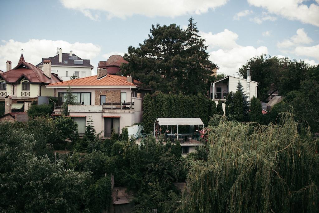 Утро жениха и невесты в Одессе