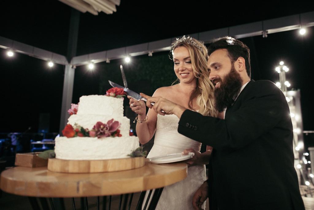 Свадьба в ресторане М1