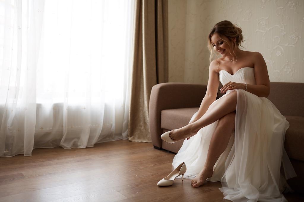 Утро невесты в отеле Джоконда Одесса