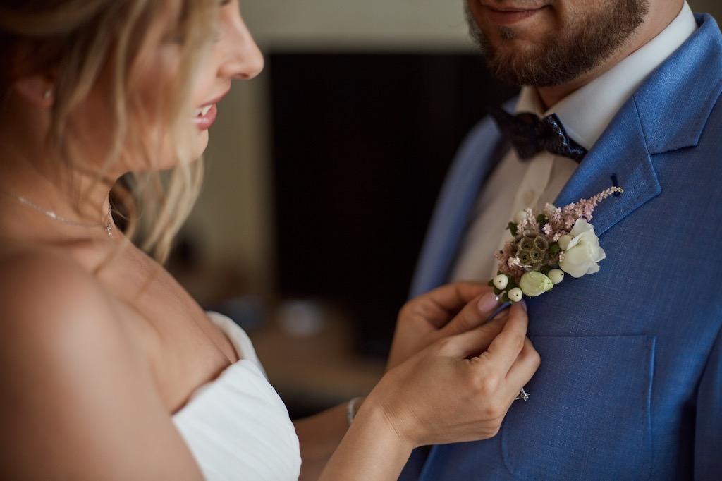Организация перавой встречи жениха и невесты в Одессе