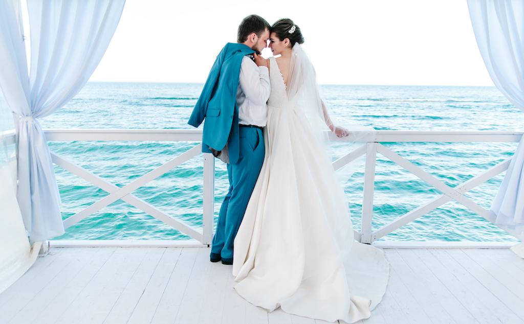 Свадьба в ресторане Ривьера Одесса
