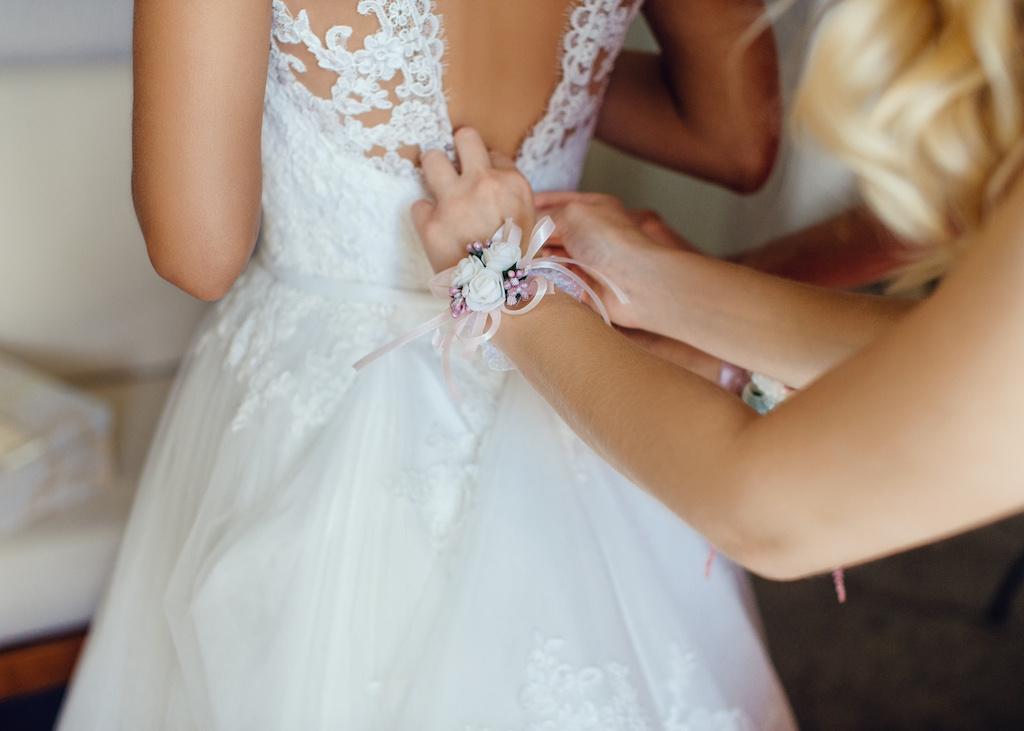 Сборы невесты в Палас Дель Маре