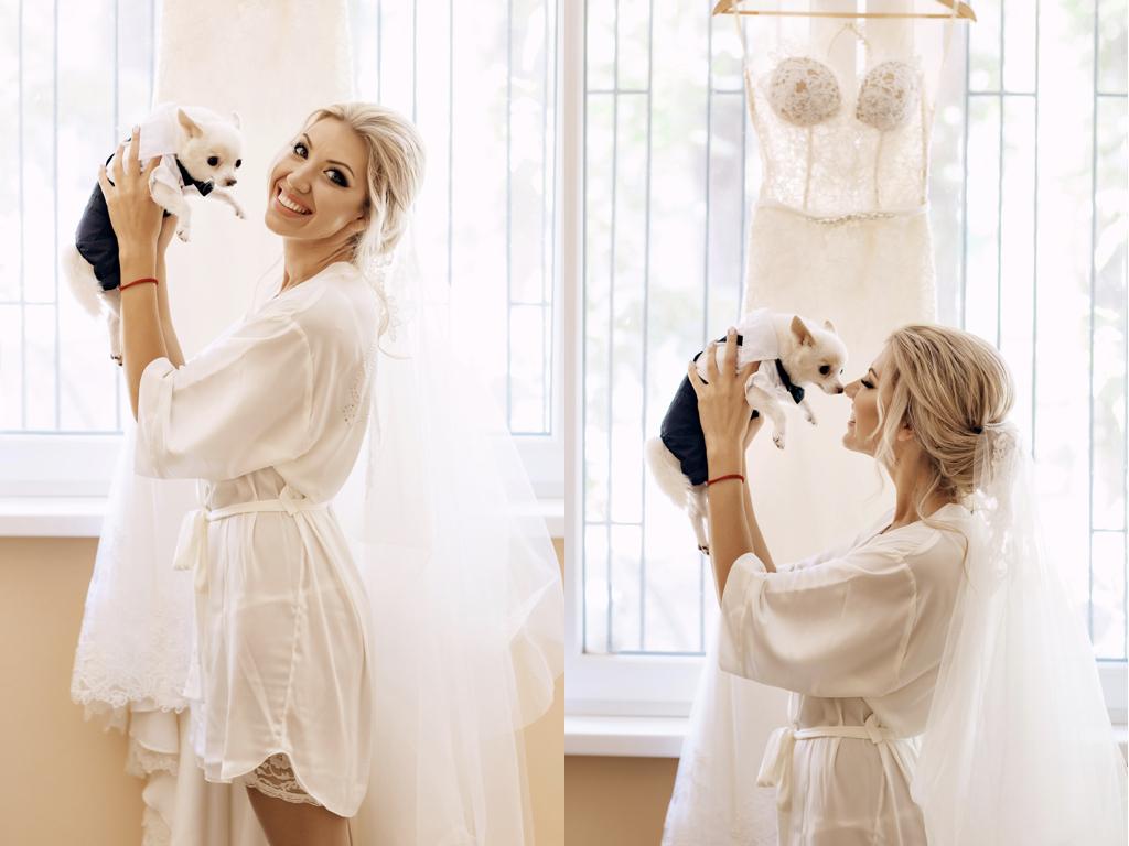 Утро невесты в отеле Одессы