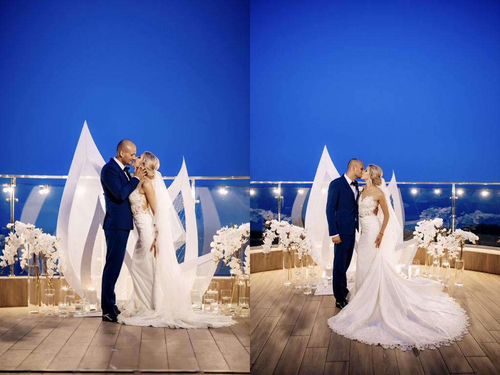 Свадьба в Панораме Де Люкс