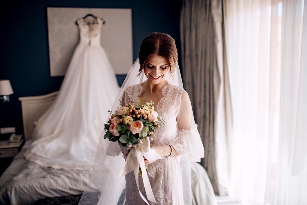 Организация утра невесты в  отеле Palace Del Mar