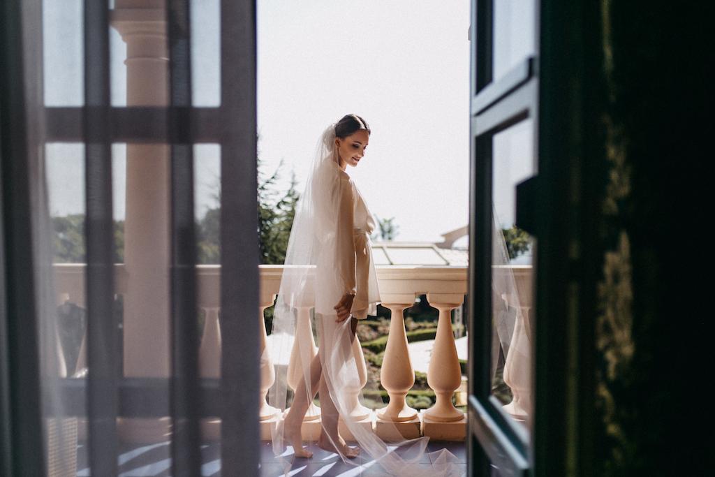 Утро невесты в Одессе