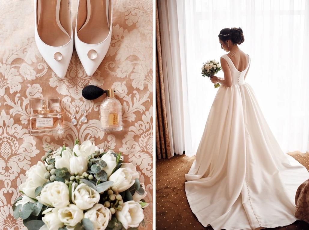 утро невесты отель Александровский