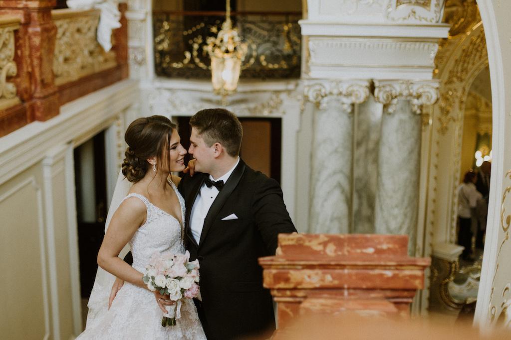 Свадебная фотосессия в Оперном театре