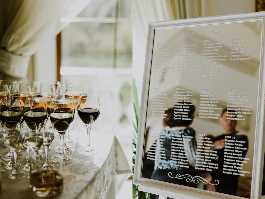 Организация свадьбы в ресторане Ренессанс