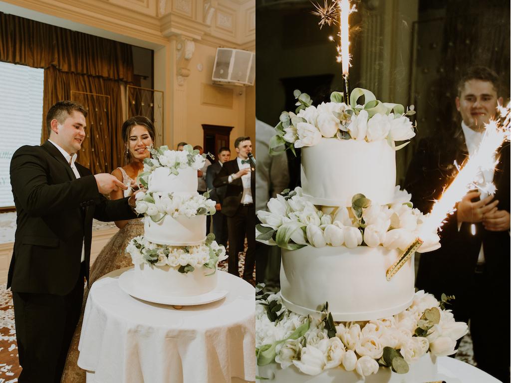 Организация свадьбы в Одессе в ресторане Ренессанс