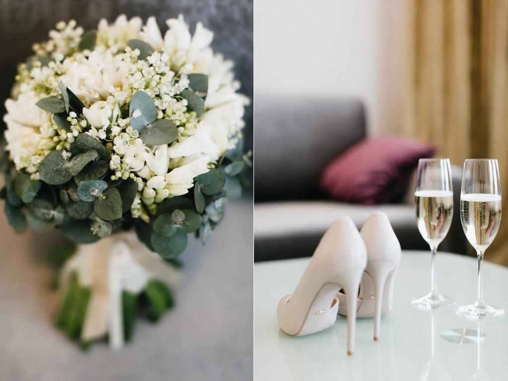 Сборы невесты в Одессе