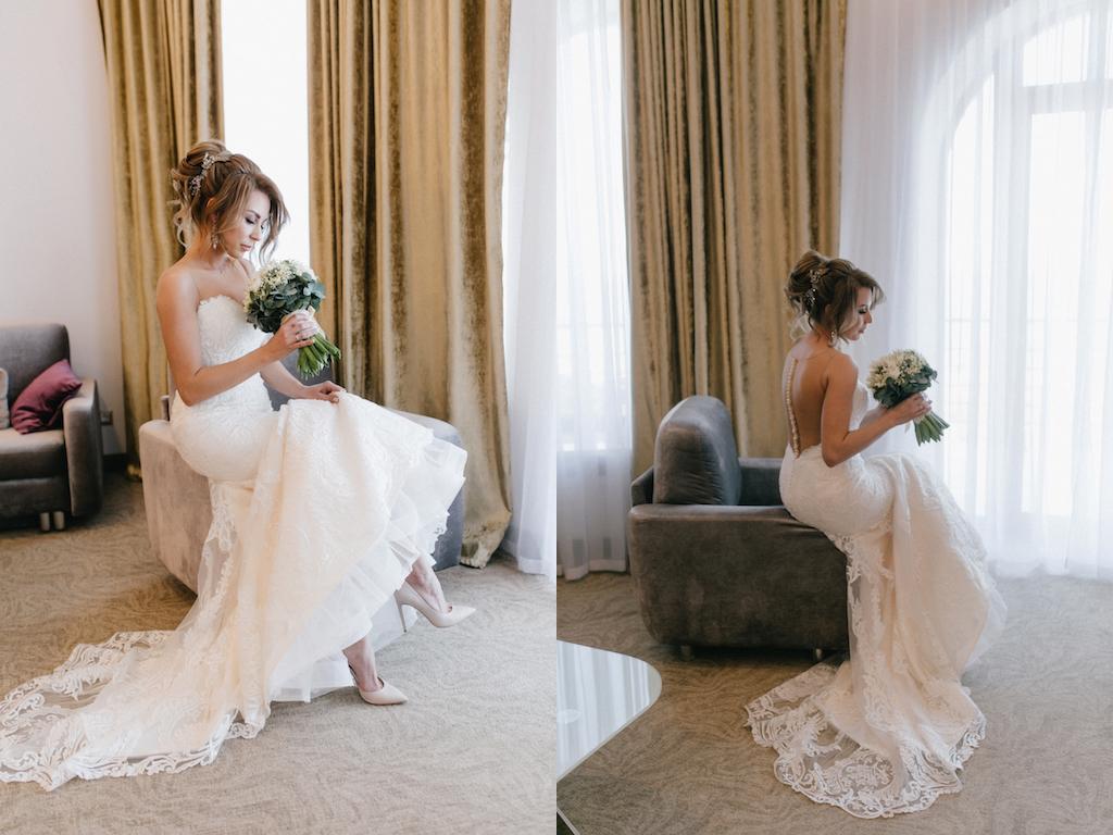 Свадьба в ресторане Panorama De Luxe Одесса