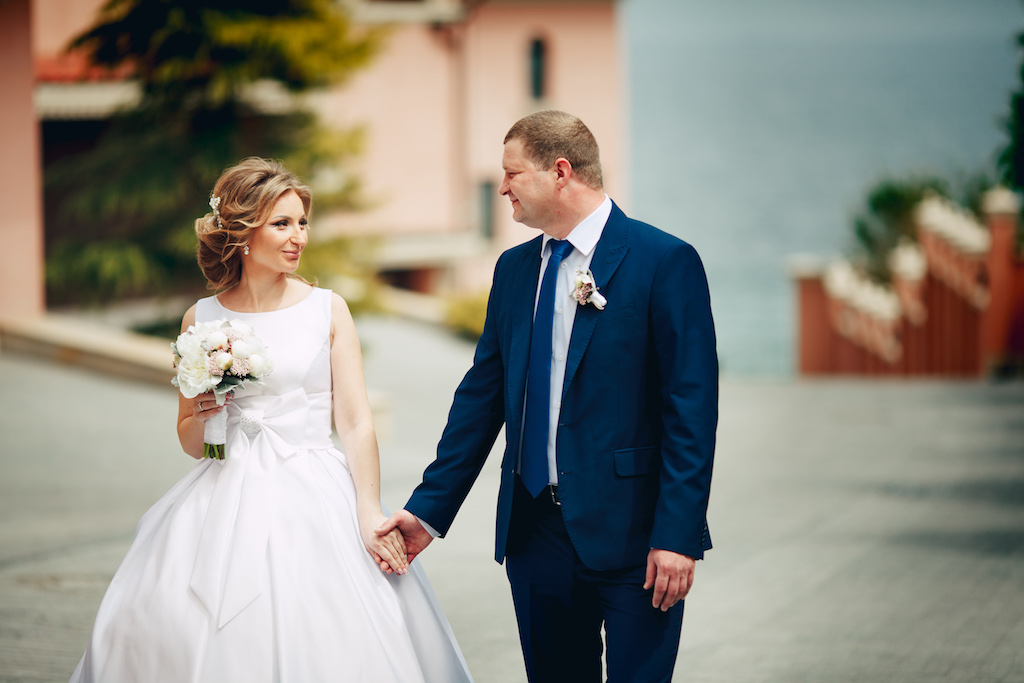 Организация свадьбы в Одессее