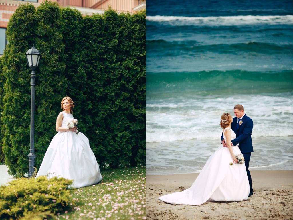 Места для свадебной фотосессии в Одессе