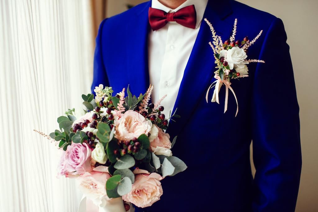 Сборы жениха в Одессе