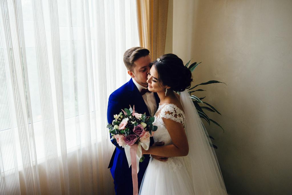 Первая встреча жениха и невесты в Палас Дель Маре