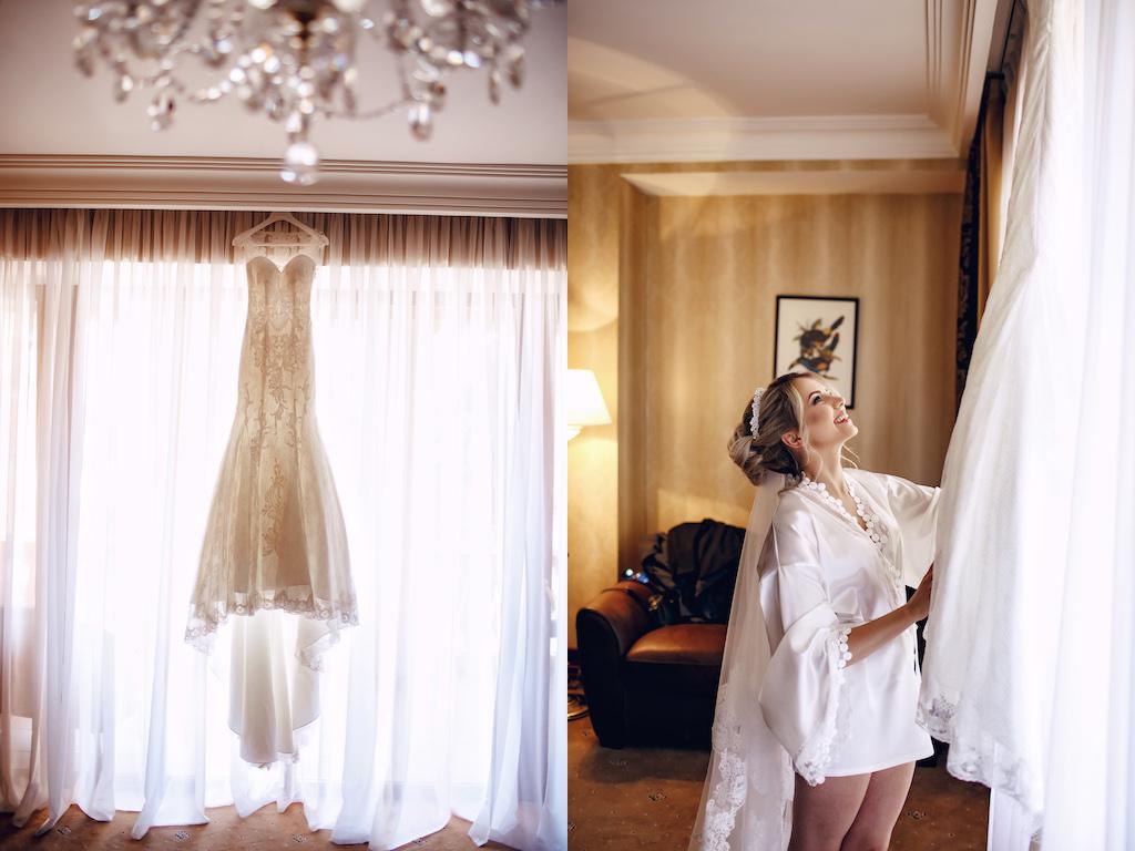 Сборы невесты в гостинице Джоконда
