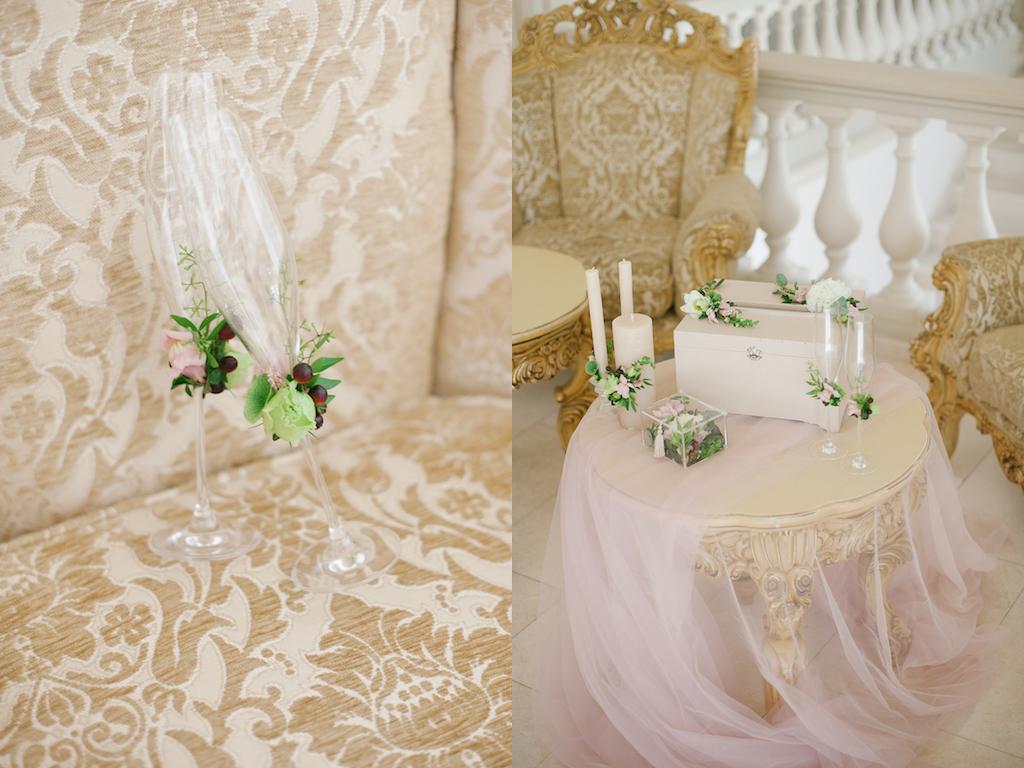 Аксессуары для свадьбы ручной работы Одесса