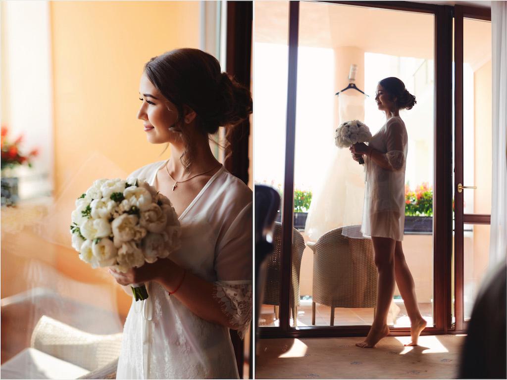Сборы невесты в отеле Джоконда