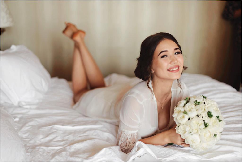 Сборы невесты в отелях Одессы