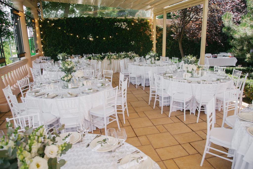 Оформление свадьбы в ресторане Джоконда Одесса
