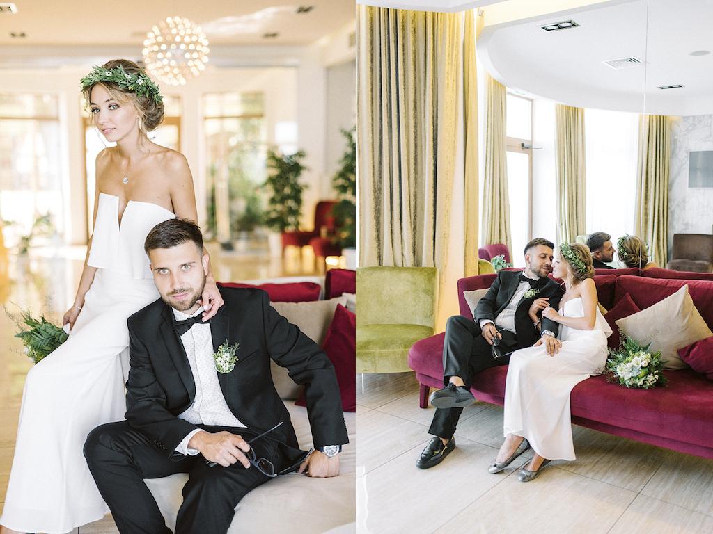 Свадьба в отеле Панорама Де Люкс