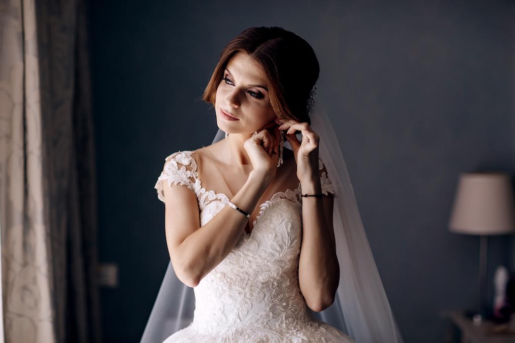 Фотографии с утра невесты