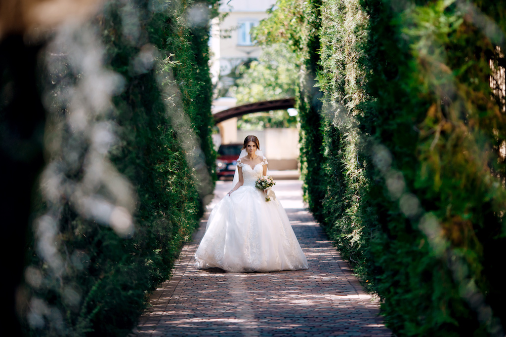 Первая встреча жениха и невесты в Одессе
