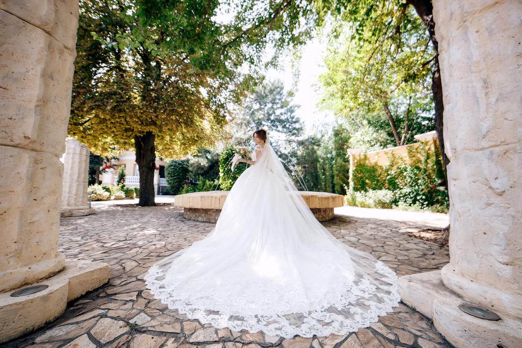 Свадебная фотосъемка в отеле Palace Del Mar